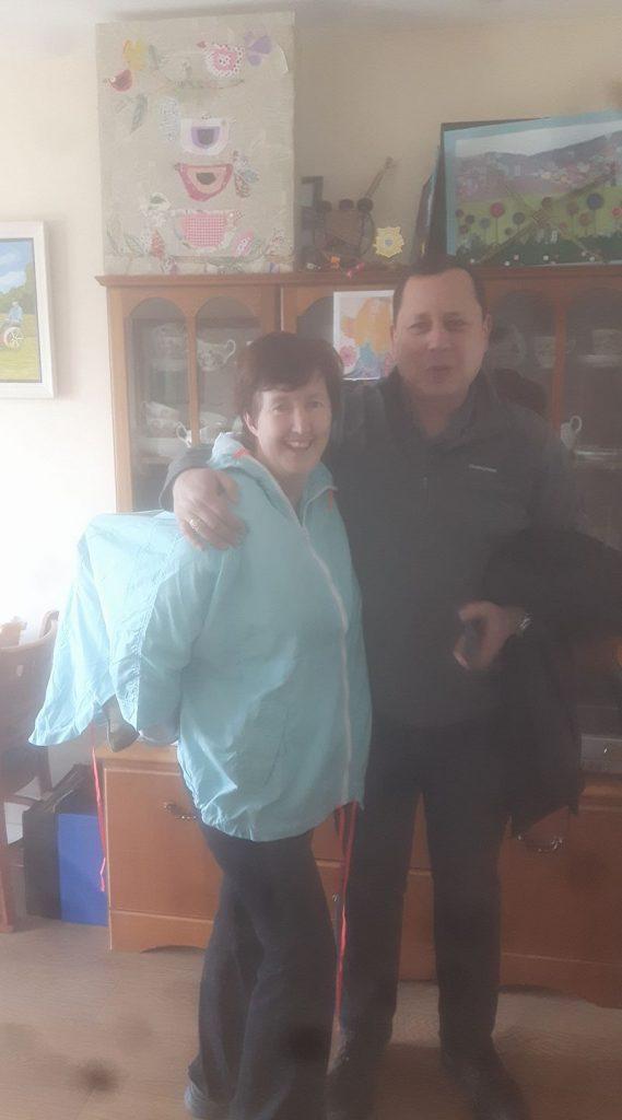 Les Simmons & Ann O Sullivan-leinhan