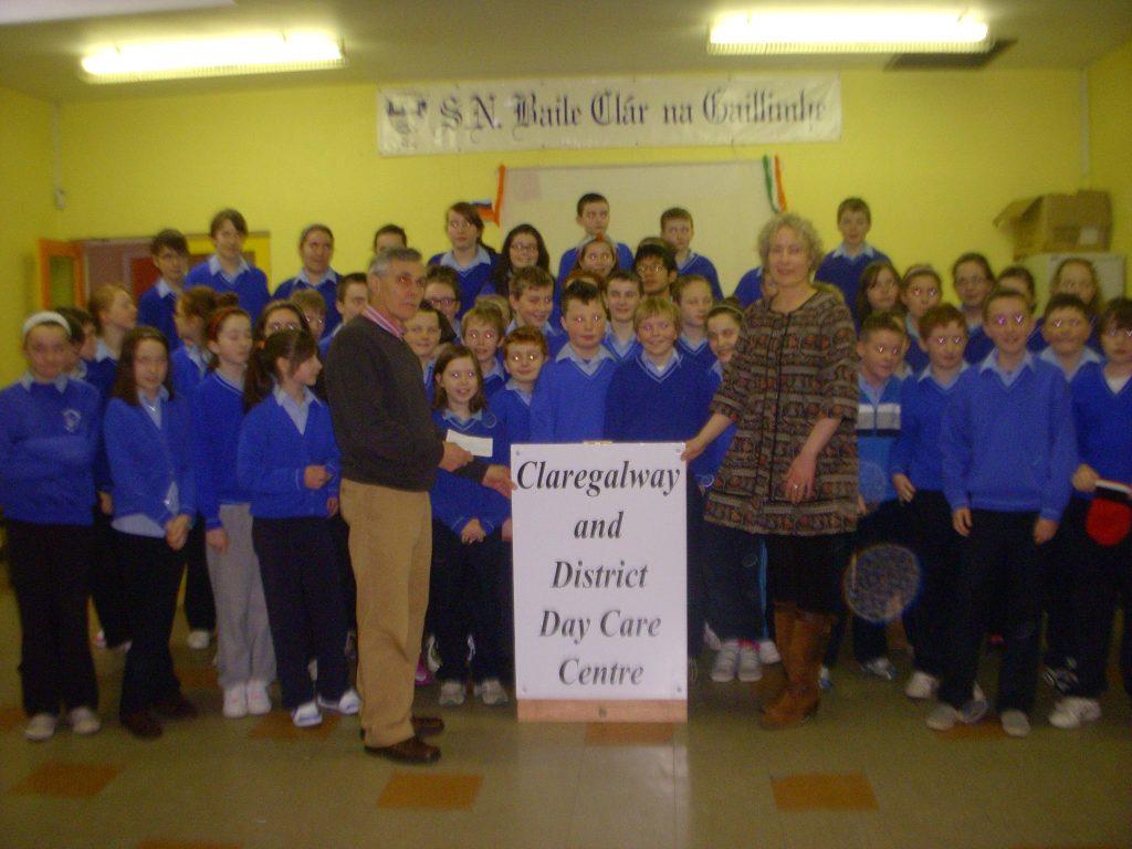 Claregalway National School