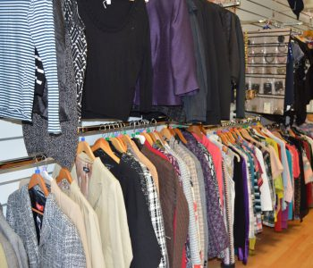 We Also Have A Large Selection Of Menswear Available