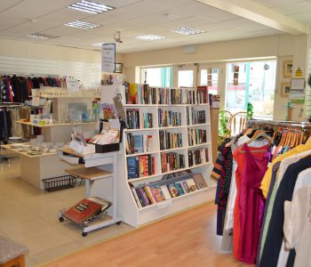 Large Selection of Books Available To Keep You Busy
