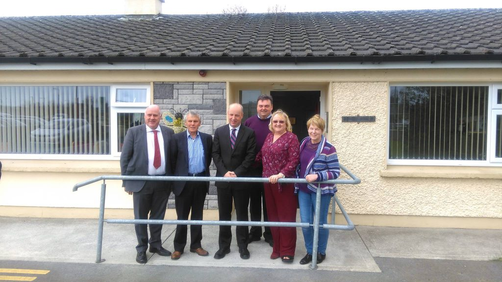 Visit From Minister Jim Daly & Deputy Noel Grealish